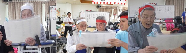 デイサービスと太田郷小学校3年生との交流会 6月2日・3日・ […]