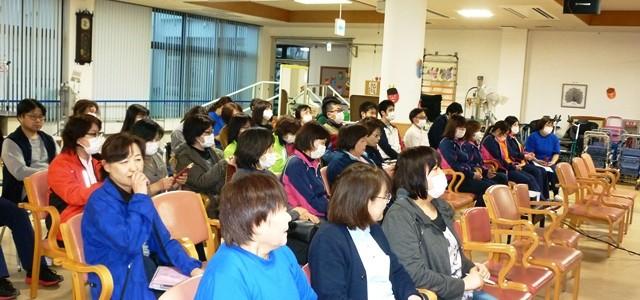 平成30年2月23日(金) 全体研修を開催しました! 八代広 […]