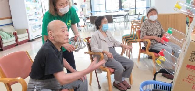 あさひ園サービスでは、8月12日から一週間、ミニ納涼祭を行い […]