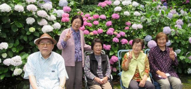 6月7日~6月13日まで今年も春光寺の紫陽花を見に行きました […]